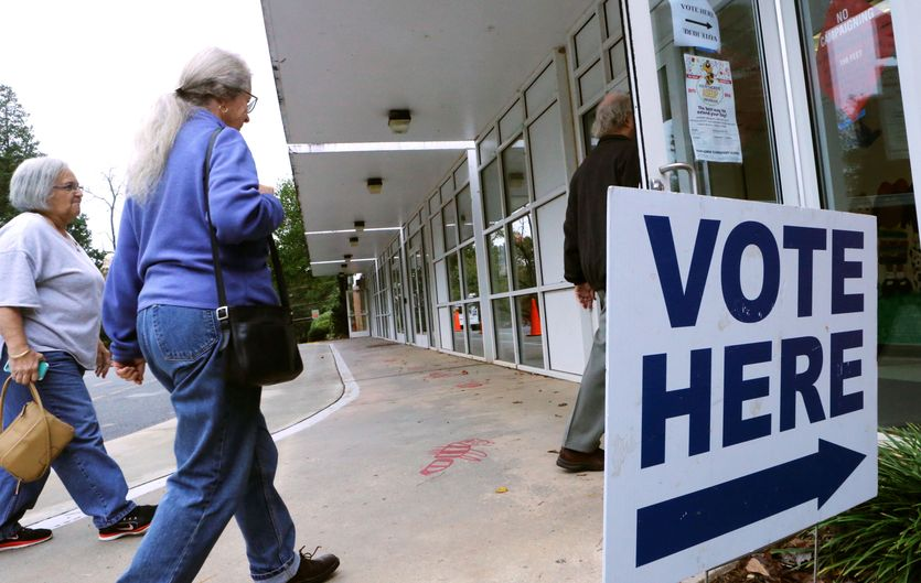 Do's and don'ts of voting in Georgia's presidential primary
