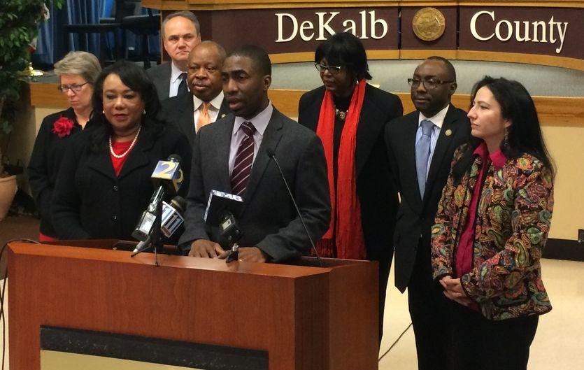 Bill seeks end of DeKalb CEO position