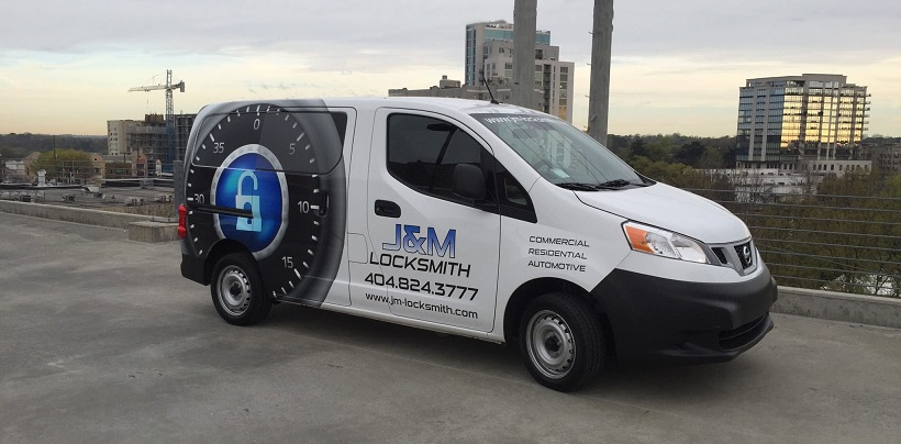 J&M Locksmith for all of your locksmith needs in Atlanta