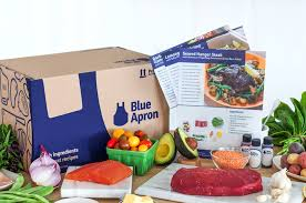 Blue Apron Influencer Wants to Feed You And Needy Kids Too